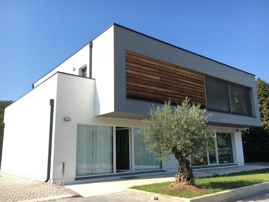 Sede Architettura Lamellare